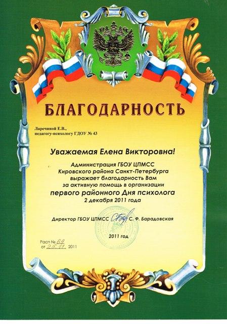 Поздравление организации 50 лет